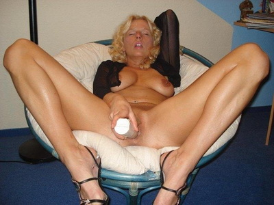Big Dildo Fun